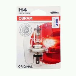 Bóng đèn Osram H4 Standard 12V Trắng