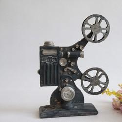 Mô hình máy chiếu phim Vintage