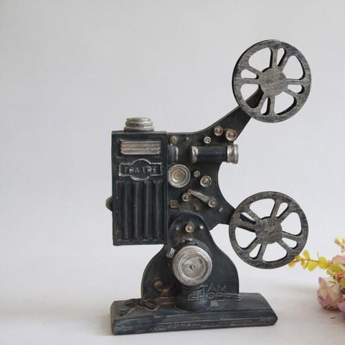 Mô hình máy chiếu phim Vintage - 4142889 , 4794545 , 15_4794545 , 300000 , Mo-hinh-may-chieu-phim-Vintage-15_4794545 , sendo.vn , Mô hình máy chiếu phim Vintage