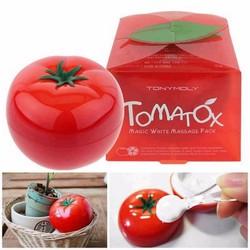 Mặt nạ trắng da cà chua Tomatox Massage Pack