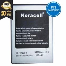 Pin Galaxy S2 I9100 Hiệu koracell