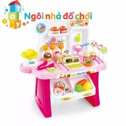 Mô hình bàn bếp cho bé