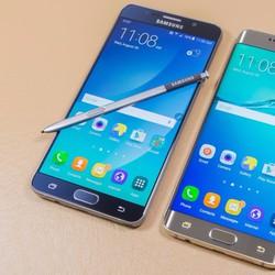 Điện thoại SS Galaxy Note 7