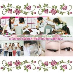 Khóa học Phun xăm Thẩm mỹ