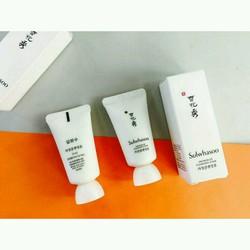 Sữa rửa mặt Sulwhasoo Snowise EX Whitening Cleansing Foam 15ml