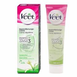 Kem tẩy lông Veet dành cho da khô