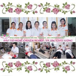 Khóa học Chăm sóc da - Massage - Spa Chuyên nghiệp