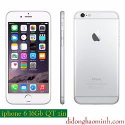 iphone 6 trắng 16Gb quốc tế zin nguyên bản siêu KM