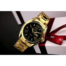 đồng hồ nam inox đẹp cực sang