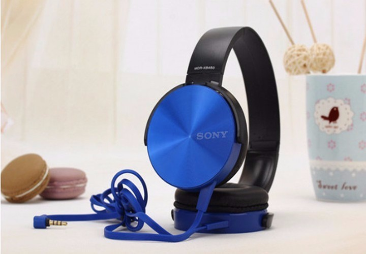 TAI NGHE HEADPHONE -SONY EX-450 2