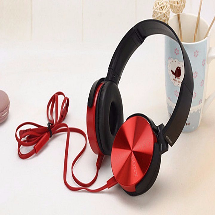 TAI NGHE HEADPHONE -SONY EX-450 1
