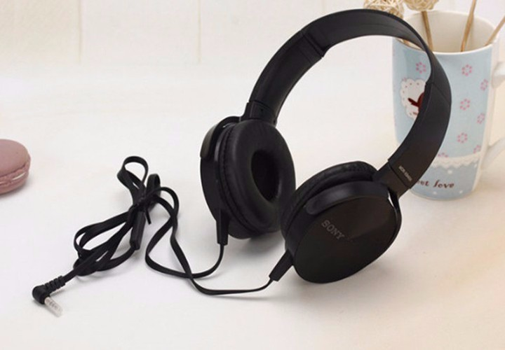 TAI NGHE HEADPHONE -SONY EX-450 3