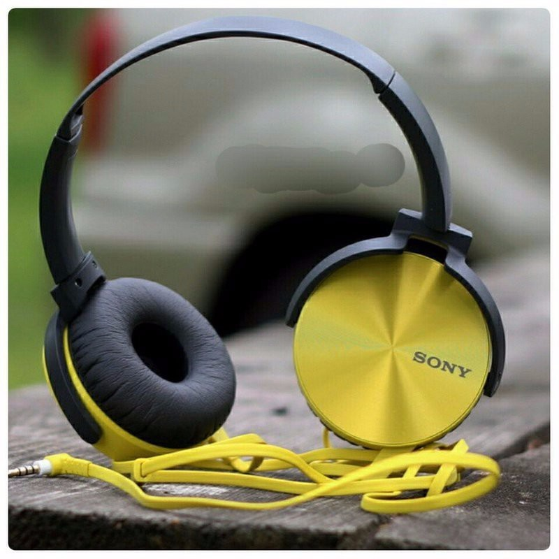 TAI NGHE HEADPHONE -SONY EX-450 5