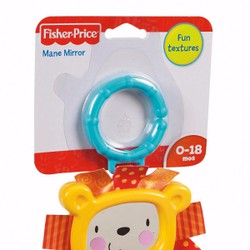 Lục lạc Fisher-Price Discover n Grow Lion Mirror