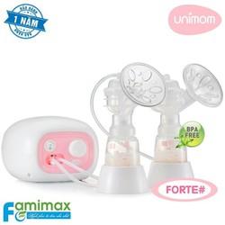 Máy hút sữa bằng điện Unimom Forte
