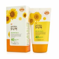 Kem chống nắng TFS Natural Sun Eco SPF40 PA+++
