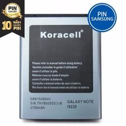 Pin Galaxy Note 1 N7000-I9220. TẶNG KÍNH