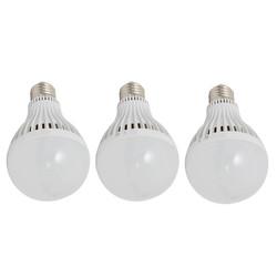 Bộ 3 bóng đèn led tích điện thông minh Smartcharge 12W