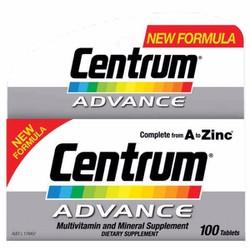 Vitamin tổng hợp Centrum Advance cho người lớn 100 viên