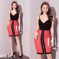Đầm body - Size M,L - DN411