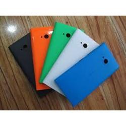 Vỏ nắp pin cho Lumia 730 Trắng
