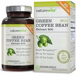 Viên giảm cân NATURE WISE Green Coffee Bean 60 viên