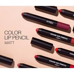 Son apieu Color Lip Pencil Matt