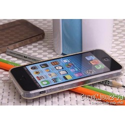 Ốp trong suốt iphone 4 4s