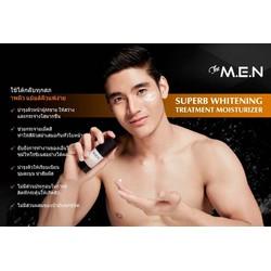 Kem Dưỡng Facial The Men Cung Cấp Nước Cho Da