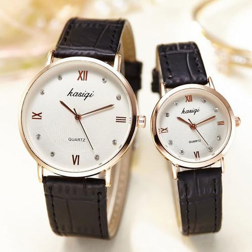 Đồng hồ đôi Kasiqi dây da cao cấp SP668 - 4144444 , 4805995 , 15_4805995 , 238000 , Dong-ho-doi-Kasiqi-day-da-cao-cap-SP668-15_4805995 , sendo.vn , Đồng hồ đôi Kasiqi dây da cao cấp SP668