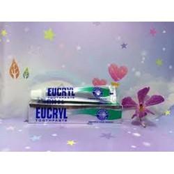 Kem Đánh Răng Eucryl Toothpaste - Trắng răng và trị hôi miệng