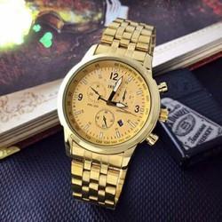 Đồng hồ nam màu vàng cực chất