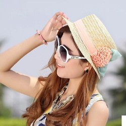 Mũ vành nữ thời trang, kiểu dáng trẻ trung, màu đa dạng