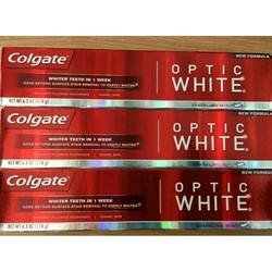178g kem đánh răng colgate optic white