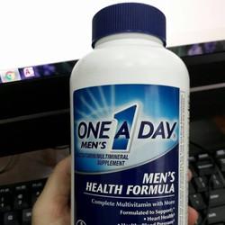 Vitamin tổng hợp cho nam One A Day Men's 300 Viên