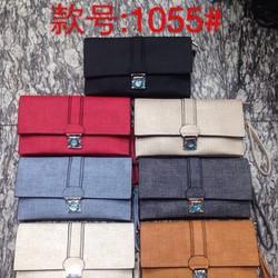Túi da đeo chéo style Korea