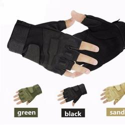 Găng tay lính cụt ngón BlackEagle BlackHawk chuyên dụng