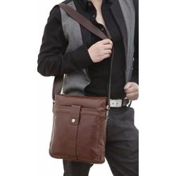 Túi Đeo Chéo iPad Da Bò Xịn Cao Cấp SIP018