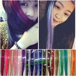 line tóc màu
