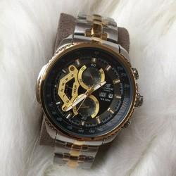 Đồng hồ nam thể thao mặt đen sang trọng 19908