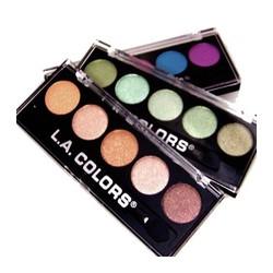 Phấn mắt LA Girl Colors 10 màu