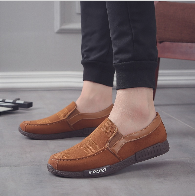 Giày tây nam thời trang HNP GN104 5