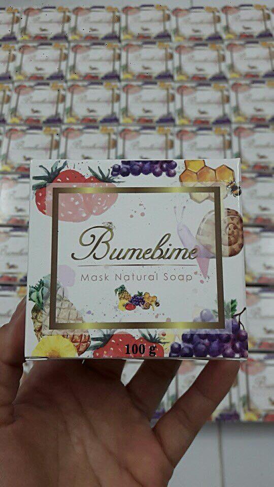 Xà phòng kích trắng Bumebime của thái lan 1
