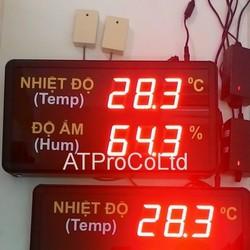 Đồng hồ đo nhiệt độ độ ẩm nhỏ - hàng sản xuất tại Việt Nam