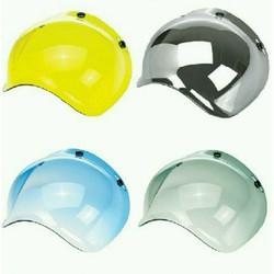 Kính mũ bảo hiểm Bubble cho mũ 3 phần 4