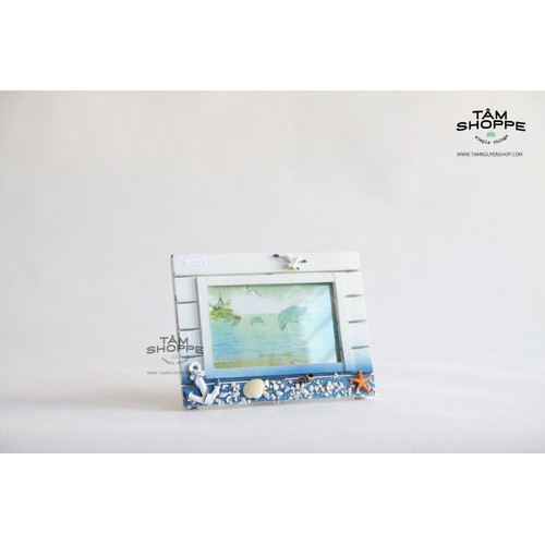 Khung ảnh phong cách biển No.2