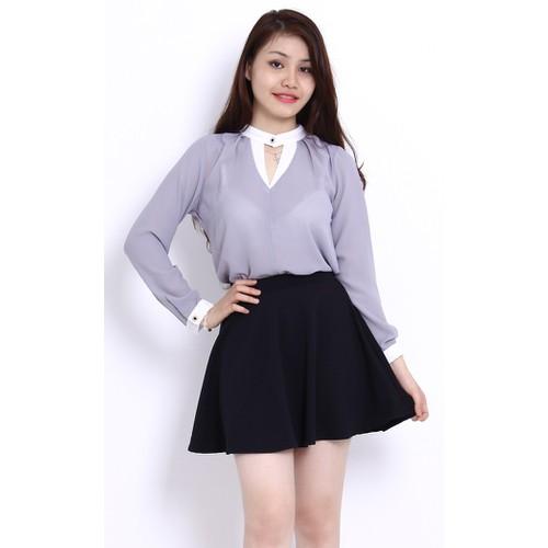 Chân váy đen ngắn xòe kute giá rẻ - 10403529 , 4818139 , 15_4818139 , 125000 , Chan-vay-den-ngan-xoe-kute-gia-re-15_4818139 , sendo.vn , Chân váy đen ngắn xòe kute giá rẻ