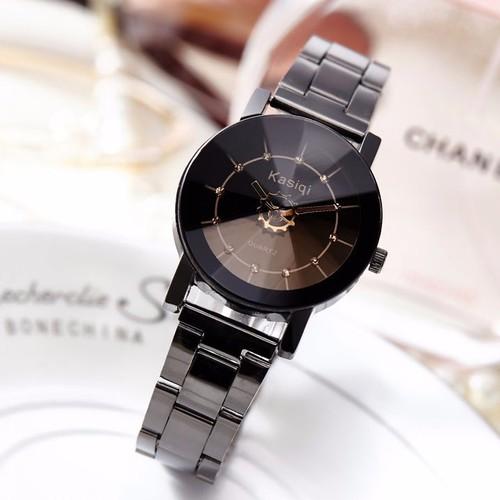 Đồng hồ nữ Kasiqi dây thép không rỉ cao cấp DSA707