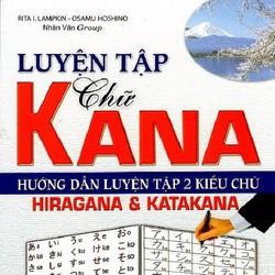 Luyện tập chữ Kana Bản tiếng Việt