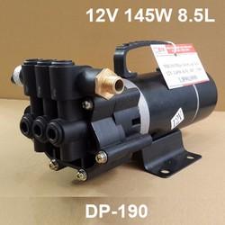 Bơm Nước Mini Áp Lực 12V 145W 8.5L